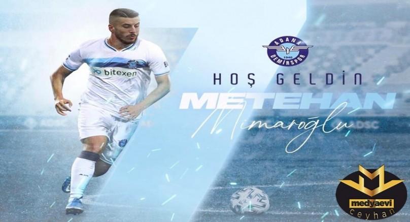 Adana Demirspor'dan bir transfer daha