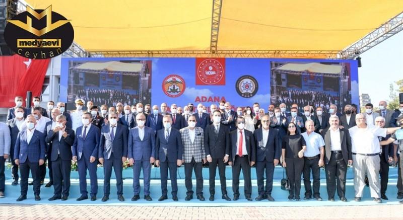 Adana İl emniyet Müdürlüğü'ne 126 yeni araç