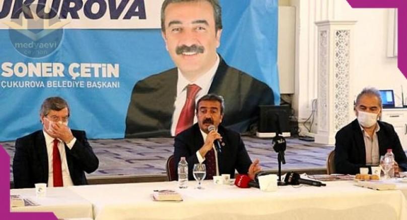 Başkan Soner Çetin'den çarpıcı açıklamalar
