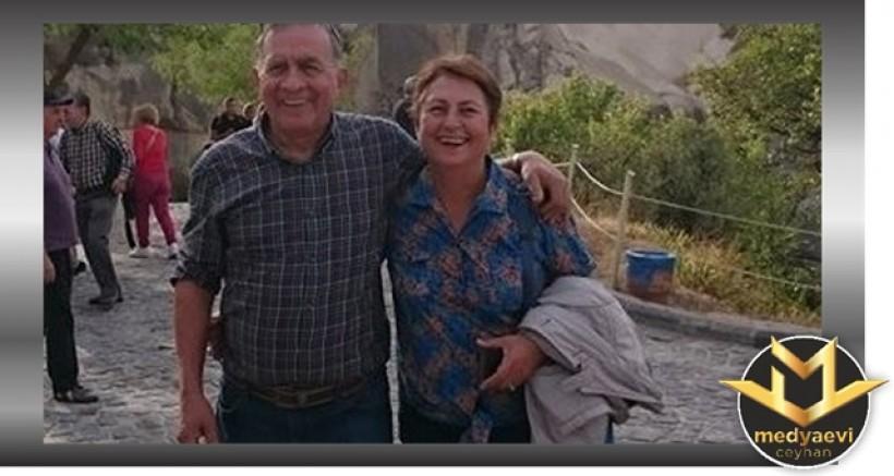 Başkanı Akif Kemal Akay, eşini kaybetti