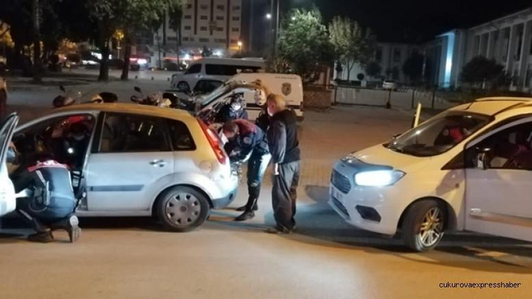 """Ceyhan'da """"Adana Huzur Güven"""" Uygulaması gerçekleşti"""