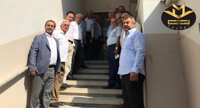 Ceyhan'da Esnaf Odaları tek binada faaliyet gösterecek