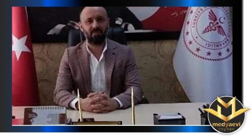 Ceyhan Devlet Hastanesi Başhekimi Op. Dr. Süleyman Barış Kartal , bir mesaj yayınlayarak Ceyhan halkının Kurban  Bayramını kutladı