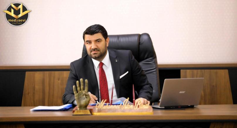 Ceyhan Kent Konseyi Başkanı Muhammed İslam Bünül'ün Kurban Bayramı Mesajı