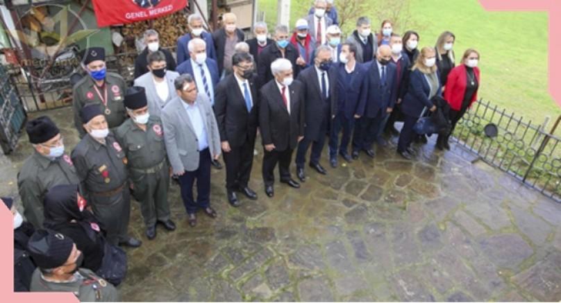CHP Çukurova'dan Anlamlı Etkinlik