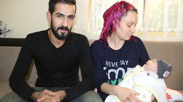 Eve gönderilen bebeğin makatının kapalı olduğu 3 gün sonra fark edildi