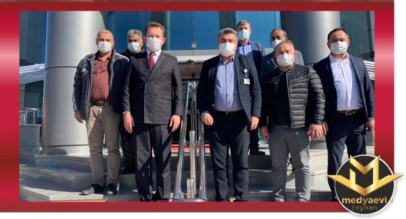 Muhtarlar Derneği Özel Çınar Hastanesiyle indirim anlaşması imzaladı